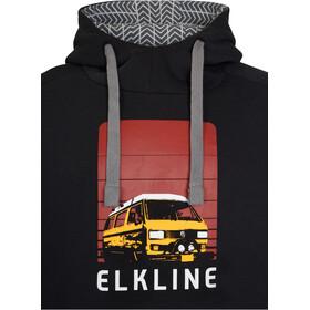 Elkline Vantastic Hættetrøje Herrer, sort